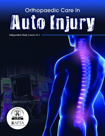 Orthopaedic Care in Auto Injury