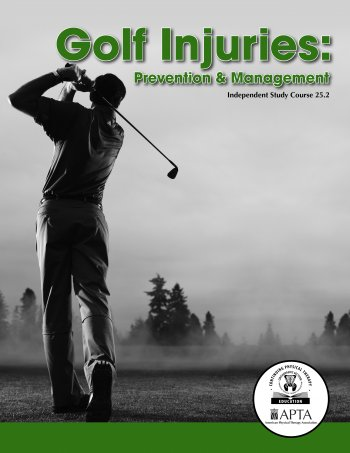 Golf Injuries: Prevention & Management