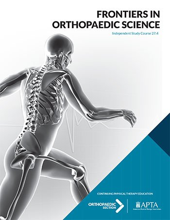 Frontiers in Orthopaedic Science