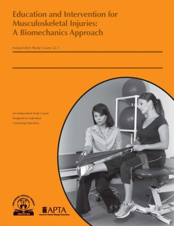 Education and Intervention for Musculoskeletal Injuries: A Biomechanics Approach