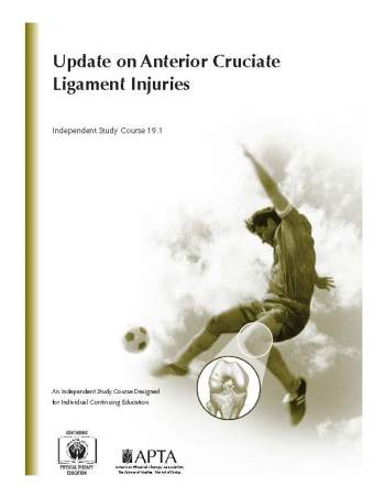 Update on Anterior Cruciate Ligament Injuries